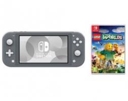 nintendo switch lite met lego spel energie aanbieding