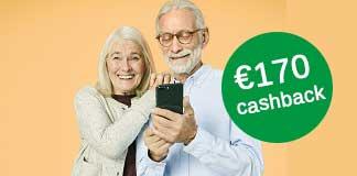 170 euro cashback eneneco